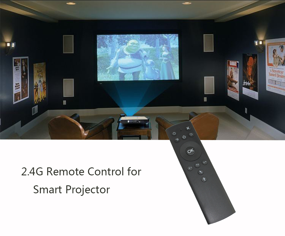 T1-M air mouse remote control with voice for smart tv box mini air mouse remote control for smart tv air mouse remote