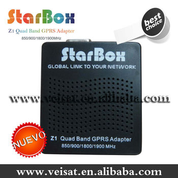 GPRS dongle Starbox Z1 for Bolivia / Chile /Peru