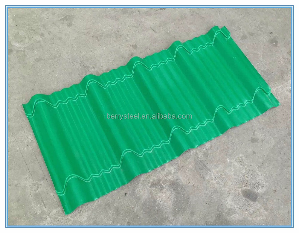 glazed tiles for roofing corrugated color coated galvanized steel coil