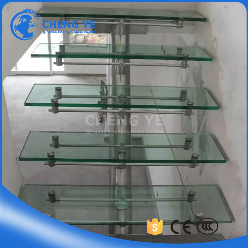 Top Quality Competitive Prices 4mm 5mm 5.5mm 6mm Colour Standard Size Tempered Glass
