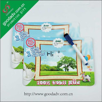 Hot recommend Made in China full color printing magnetic whiteboard sheets