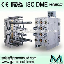 2014 new arrival fan blade plastic injection mould