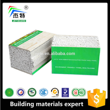 lightweight construction materials exterior metal wall panels/fire resistant decorative wall panel/Polyurethane
