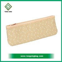 Promotion standing Pencil Case with zipper