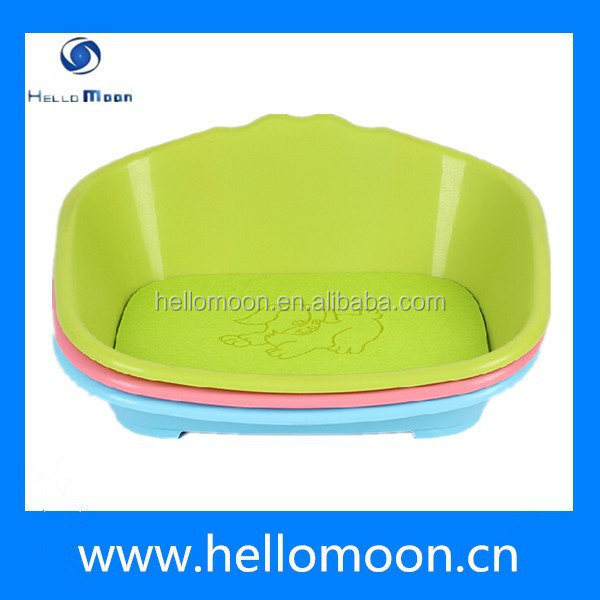 2015 Hot Sale Cute High Quality Durable Cheap Plastic Dog Beds
