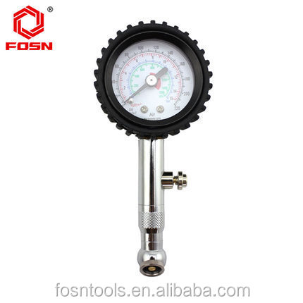 Hot Sale Mini Type Car Tire Pressure Gauge 360 Degree Angled