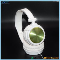China Manufacturer Modern Fashionable Headset and Durable Smartphone Foldable Headphones for Adults