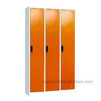Luoyang Modern Design Metal Wardrobe Armoire Sale