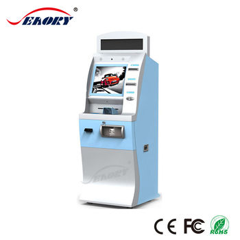 foreign currency exchange kiosk machine/money exchange kiosk/self service kiosk