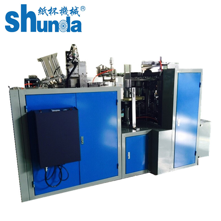 Automatic distributor paper cup machine company in india