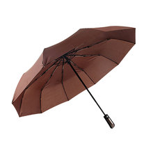 Wholesale Cheap Umbrella Auto Open Close Automatic Large 3 Folding Umbrellas