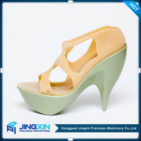 Jingxin New Design OEM Shoes Rapid Prototype SLA SLS 3D Printing Service