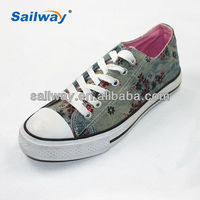 ladies footwear pictures fasion canvas shoes
