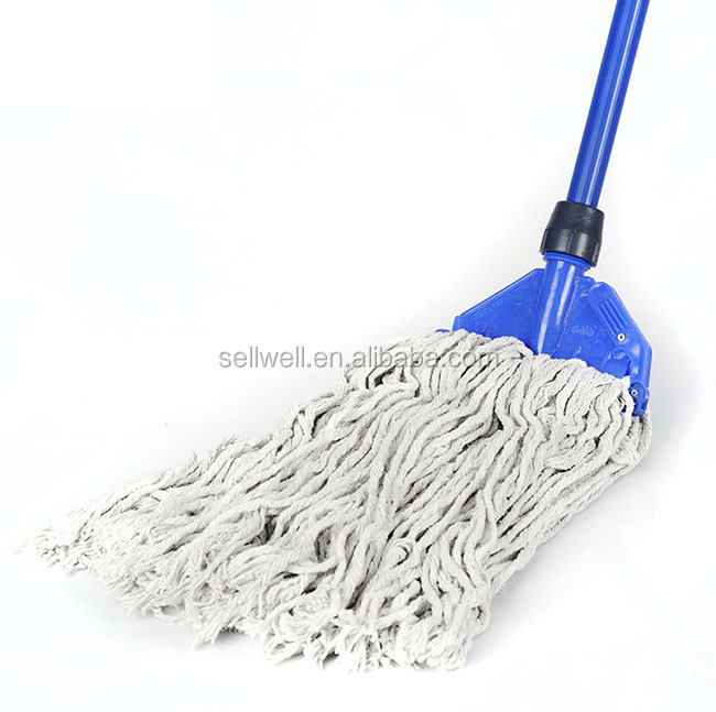 Cotton mop 360 cleaning floor wet mop