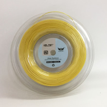 KELIST ALU POWER GOLD YELLOW COLOR 200M REEL TENNIS STRING