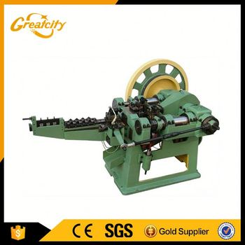 Automatic nail making machine price for wire nail machine