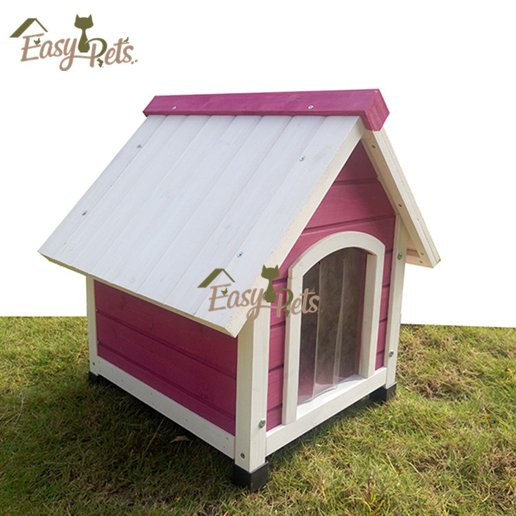 Cheap Chain Link Kennel Wood Pet And Classic Dog House
