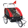 2-in-1 Baby Bike Trailer with EN15918:2011 CE ISO9000(BT001)