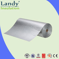 Aluminium foil PE bubble roof insulation sheet