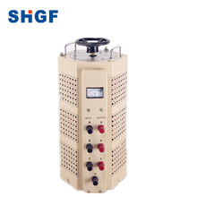 TSGC-3KVA Voltage Regulator Three phase Regulator Stabilizer 380V 220V