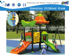 (HD-901)2015 colorful garden playground / park playground /children outdoor playground with swing
