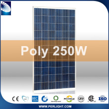 Tilt Top Quality Chinese 250W Best Price Per Watt Solar Panels