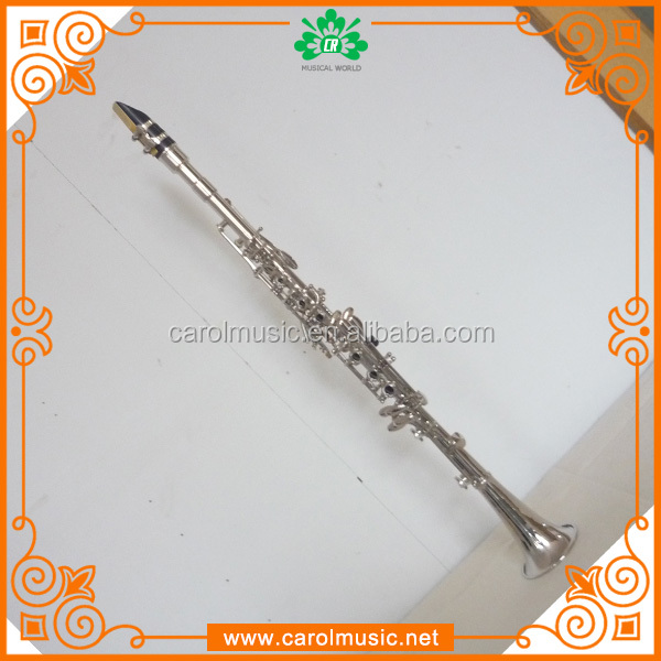 CL110 Metal Clarinet from China factory