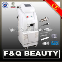 2014 Fashion Design Vetical Pure Oxygen Facial & Water Injection Facial Beauty Machine For Skin Whitening