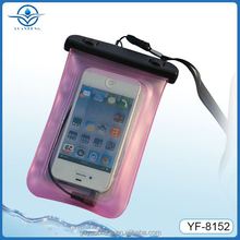 waterproof bag for phone Hot Sell New Design Super Thin Colorful Cell Phone bag For iPhone5s