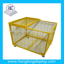 Hang Long metal cages for football