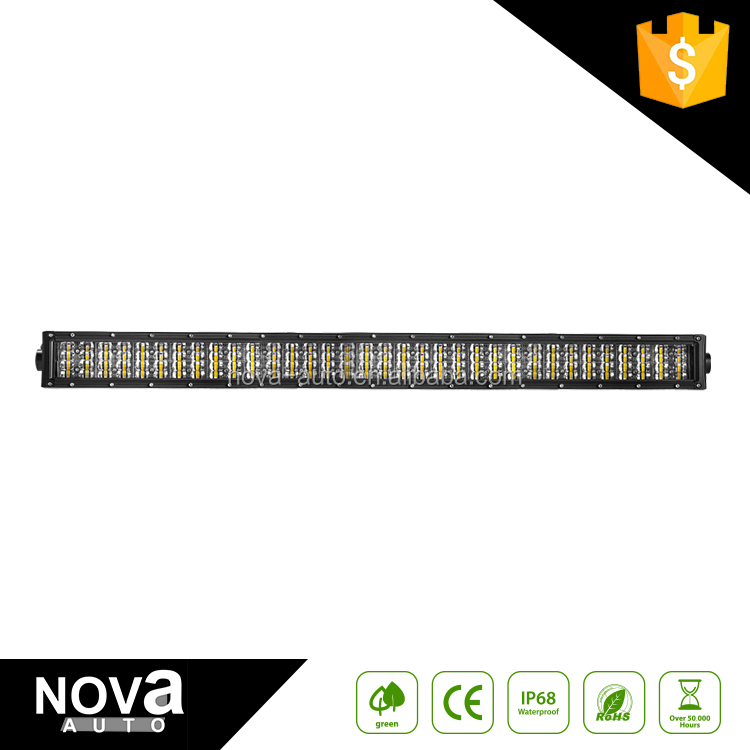 Motorcycles & Automobiles Quad/Four Row Offroad Cars LED Bars Light