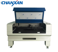 CHANXAN CO2 ccd camera automatic cutting machine 960