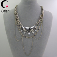 New Design Jewelry Choker Statement Necklace
