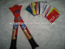 hot selling advertising inflatable PE cheering advertising stick