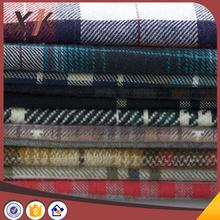 Professional check fabric for wholesales