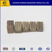 1800mm Diamond Segment For Single Blade