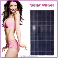 A Grade cell high efficiency transparent solar panel 200w poly solar module 300w in China
