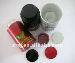Top cover plastic bottle cap