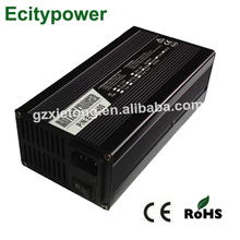 120W charger for Lithium lon battery, LiFePO4 battery and Lead Acid battery 120W 12V6A 24V 3A 36V 2.5A 48V2A