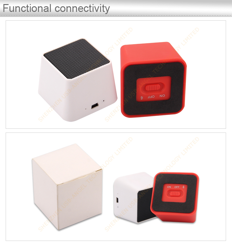 hot selling high quality outdoor portable wireless speaker, portable mini speaker