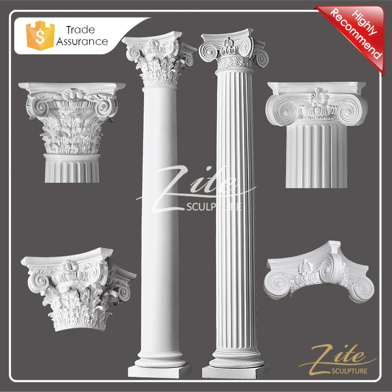 Stone decorative columns sydkc 006 china column granite Decorative columns