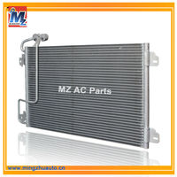 Vehicle Parts For Renault A/c Parallel Flow Condenser