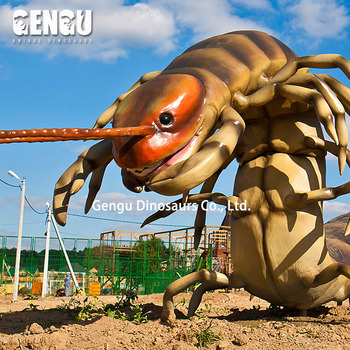 Big Size Insect Statue Scorpion Insect