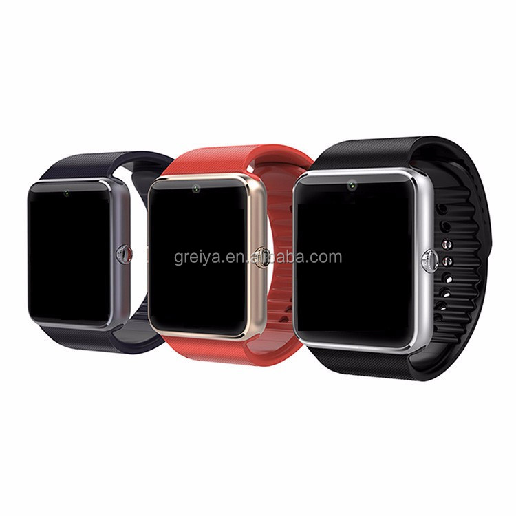 top quality dual sim watch phone waterproof gt08