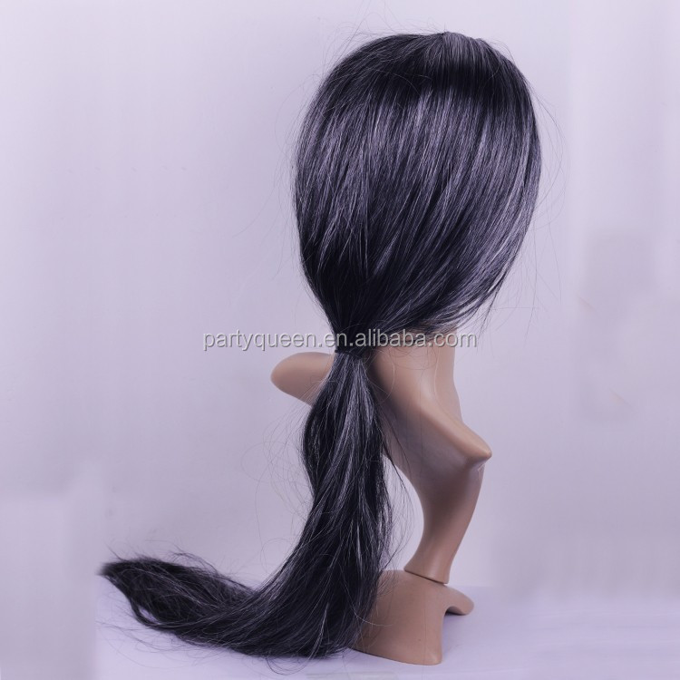 halloween/party/Christmas/make up long hair wig