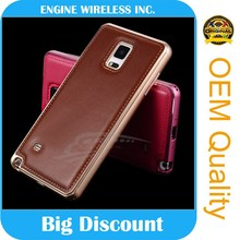 china supply leather flip case for samsung galaxy mini s5570