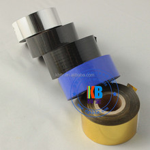 Film hot stamping foil for plastic abs material printing