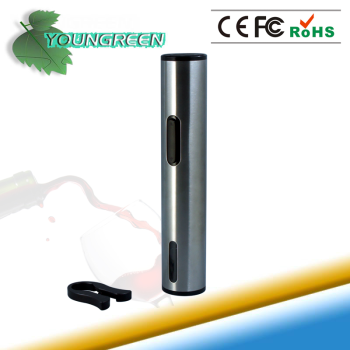 Promotional Low Noise Electric Wine Bottle Opener