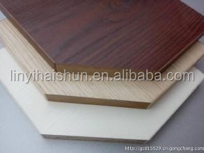 18mm melamine paper faced MDF board