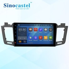 10.1inch mirror link android car dvd player for toyota